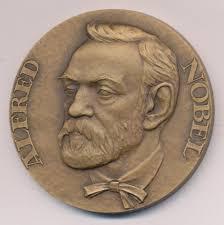 Картинки по запросу альфред нобель медаль