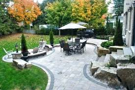 patio designs with fire pit and hot tub. Fire Pit Patio Ideas Backyard With And Hot Tub Outdoor Stone . Designs