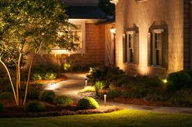 with outdoor lighting it makes deciding whether or not the owner is home a concern for the potential burglar