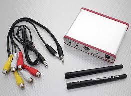 <b>ImmersionRC видеоприемник</b> Duo5800 5.8Ghz