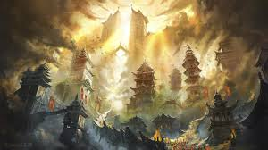 Anime Fantasy Landscape Wallpapers ...