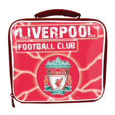 Liverpool Fc Bedroom Accessories Football Team Lunch Bags Kids School Lunch Picnic Various Teams