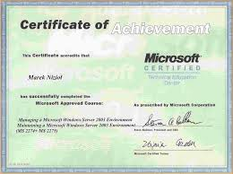 Microsoft Certificate Templates 24 microsoft office certificate template mac resume template 1