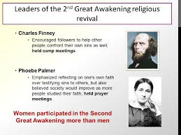 second great awakening essay the second great awakening