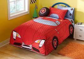 cars bedding set red