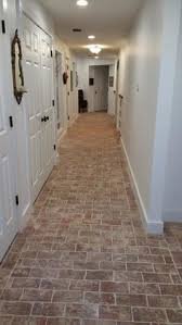 Entryways and hallways - Inglenook Brick Tiles - thin brick flooring, brick  pavers, ceramic