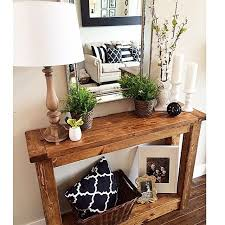 console table decor. Astonishing Decorating A Console Table In Entryway 61 Home Designing Inspiration With Decor
