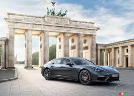 2018 porsche panamera 4.  porsche new 2018 porsche panamera 4 ehybrid announced for paris  car news  auto123 in porsche panamera