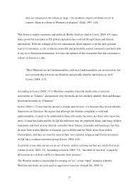 islamophobia and the media post  27 34