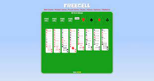 freecell solitaire play it