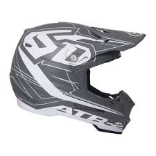 6d Helmet Atr 2 Aero Grey