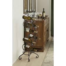 wine rack table. 12 Bottle Floor Wine Rack Table