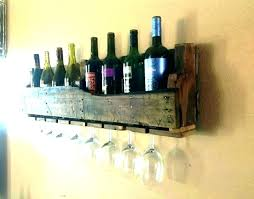 wine glass holders floating wine glass shelf glass white floating shelves with wine glass holders flexible