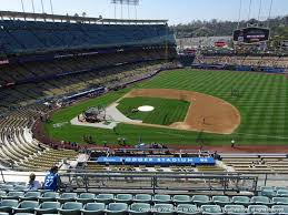 Dodger Stadium View From Reserve Mvp 20 Vivid Seats