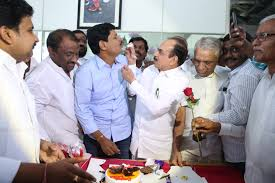 TRS gets a New Member from CM KCRs Family