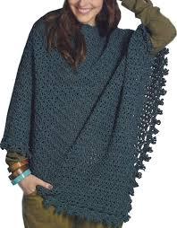 Poncho Patterns Adorable Crochet Poncho PATTERN Warm Asymmetrical Boho Crochet Poncho