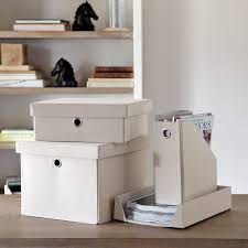 home office desk accessories. white boxes home office desk accessories