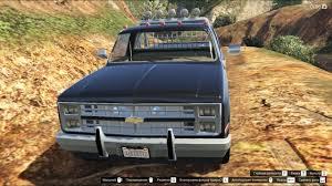 GTA 5 1986 Chevrolet Silverado - YouTube