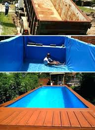 above ground pool decks. Interesting Above In Ground Pool Ideas Backyard Above Designs 7 Swimming  And From   In Above Ground Pool Decks S