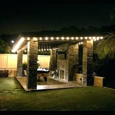 outdoor light cost outdoor string lights costco on solar powered outdoor lights
