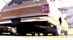 Chevy Caprice Estate 1987 Sound - YouTube