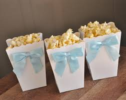 Decorative Popcorn Boxes Popcorn Box Wedding Program Custom Ceremony Program Mini 3