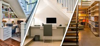 under stairs office. Office Under Stairs D