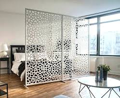freestanding room divider screen web pattern dividers and intended for free standing screens decorations curtain wall