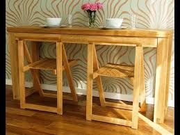 e saving folding table design ideas