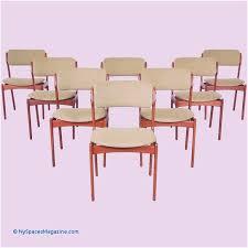 rosewood dining chairs new set erik buck 49 teak dining chairs