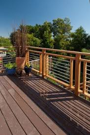 outdoor deck railings ideas. i like this deck-railing, its a tad bit unique and it adds some outdoor deck railings ideas