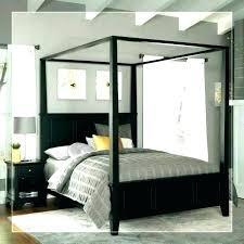 diy canopy bed frame – sadiem.co