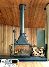 fireplace box insert wood burning boxes ventless