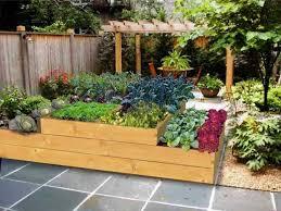 raised vegetable planter
