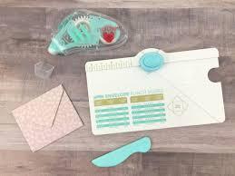 Mini Envelope Punch Board We R Memory Keepers Blog