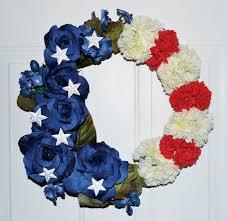 patriotic wreaths for front doorPatriotic Wreath Memorial Day Wreath American Flag Wreath Front