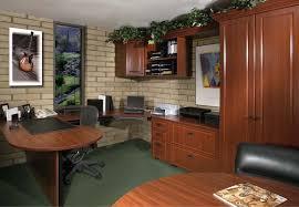 brick office furniture. Mahogany-Raised-Panel-Brick-Office-Swensen-Angle Brick Office Furniture R