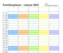 Das perfekte geschenk fürfamilien mit einem. Familienkalender 2021 Download Freeware De