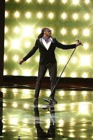 "Delvin Choice The Voice ""I Believe I Can Fly"" Video 5/5/14 #TheVoice 