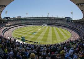 The state's health minster and chief health officer have just held a news. Australia V India Mcg Preparing To Welcome Crowds For Boxing Day Test As Coronavirus Restrictions Are Eased The Cricketer