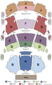 Dolby Theater Hollywood Seating Chart 39 Rigorous Kodak Center For Performing Arts Seating Chart