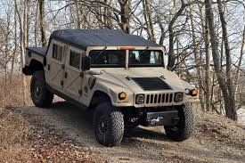 New Humvee Design How Would You Power A Brand New Humvee Kit