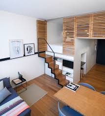 Studio Loft Apartment 4 Awesome Small Studio Apartments With Lofted Beds