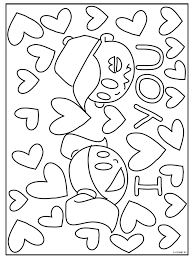 Kleurplaten Voor Liefde