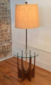 tray table floor lamp wood mid century wooden floor lamp mid century walnut floor lamp aivkpua