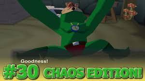 Legend Of Zelda Wind Waker Chaos Edition Walkthrough Part 30 Ghost Ship Chart