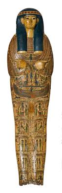 Egyptian Coffin Designs The History Blog Blog Archive Egyptian Coffin Holds