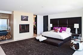 Modern Mansion Master Bedrooms And Minimalist And Modern Master