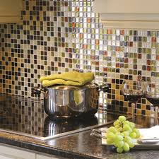stick wall tiles quotxquot:  bathroom large size smart tiles mosaik   x mosaic tile in beige and green