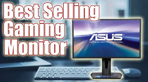 best size monitor for gaming best selling gaming monitor on amazon asus vg245h youtube